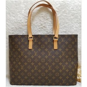 Louis Vuitton Luco Tote Bag Monogram